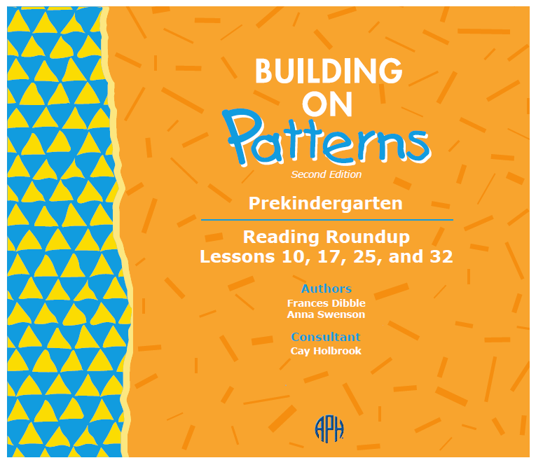Reading Roundup booklet cover
